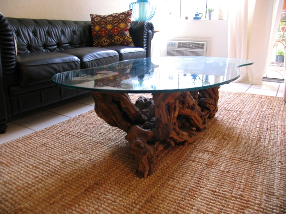 Driftwood Table on Ecospired.com