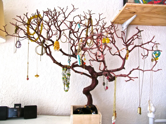 manzanita branch!
