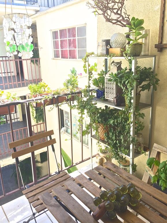 Balcony Gardening @ www.ecospired.com